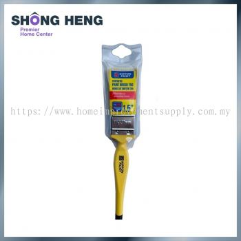 NIPPON PAINT SYNTHETIC PAINT BRUSH 750 1.5'' (NEW PACKING)