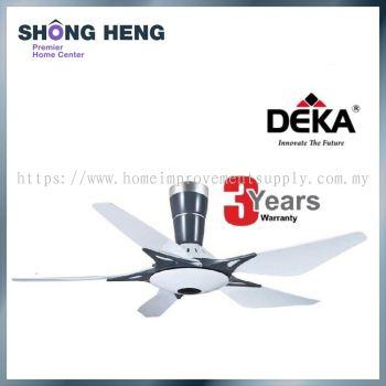 DEKA DK118 Decorative Ceiling Fan 56 (White color)