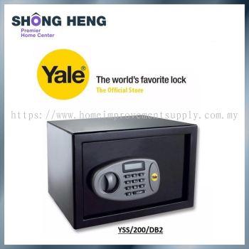 YALE Standard Digital Safe YSS/200/DB2