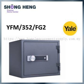 YALE YFM/352/FG2 - Yale Fire Safe for Documents