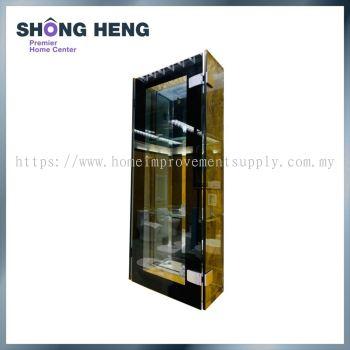 SH-L-B157 Glass Cabinet