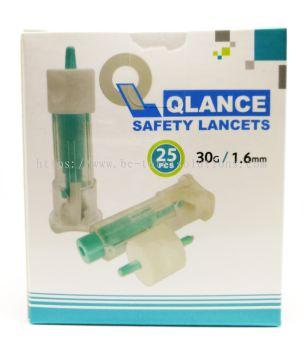 QL Safety Lancet 25's