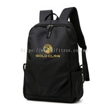 Bold Fashion Laptop Backpack with USB Port - B 145