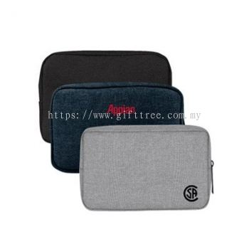 Water Repellent Travel Gadget Pouch - B 114
