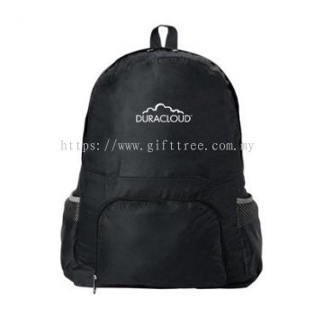 MX 2-in-1 Foldable Poly Travel Backpack - B 128