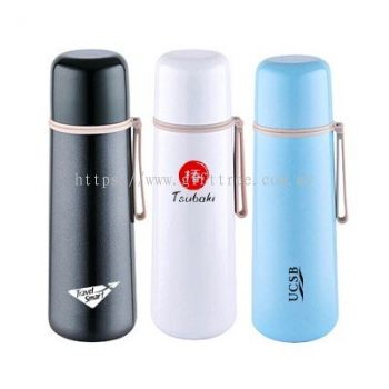 Bullet Stainless Steel Thermos Bottle - M 1021