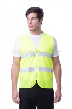 Safety Vest - SV 04 (No Pocket)