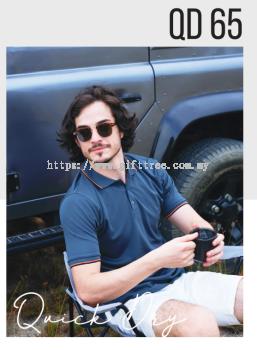 Mircofiber Collar Shirt - QD 65