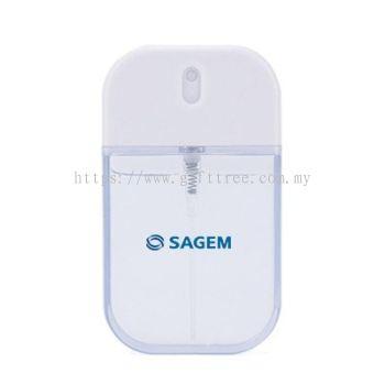 Pocket Sanitizer & Cosmetic Spray Bottle - CO 46