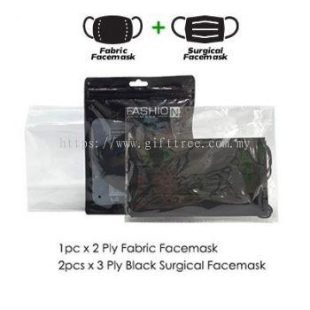 Ziplock Bag 2-in-1 Surgical Care Set - CO 04
