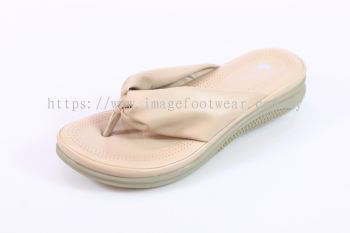 JJ MASTINI Lady Slipper JJ-51-5886- BEIGE Colour