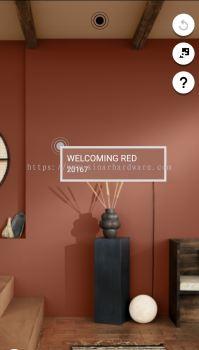 Majestic True Beauty Sheen - 20167 WELCOMONG RED