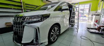 Automotive Car Tinted