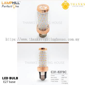 C31 E27 LED Bulb