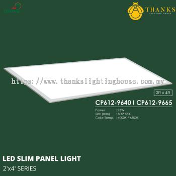 2x4 LED Slim Panel Light