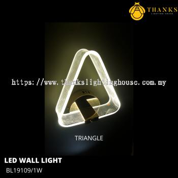 BL19109/1W LED Wall Light