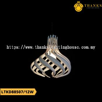 LTKD88507/12W Single Head Pendant Light