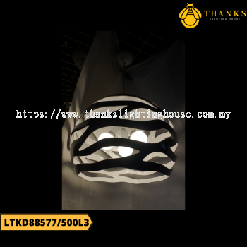 LTKD88577/500L3 Single Head Pendant Light