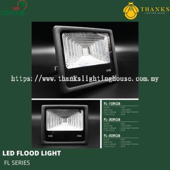 FL Series RGB LED Flood Light