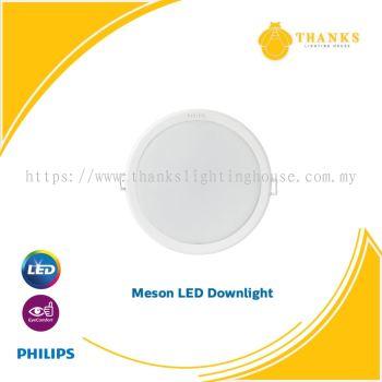 Philips Meson LED Downlight 17W Round 59466