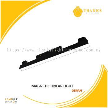 MAGNETIC LED LINEAR LIGHT