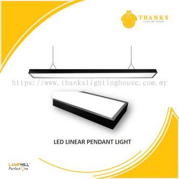 LED LINEAR PENDANT LAMP AL-3665P