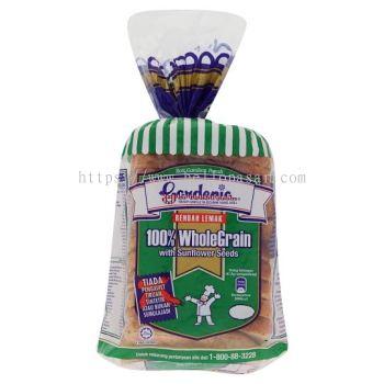 Gardenia 100% Wholegrain with Sunflower Seeds (400 gm)