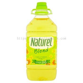 Naturel Blend Omega 3 & 6 Canola & Sunflower Cooking Oil (3 kg)