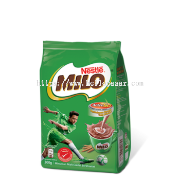 Nestl�� Milo Activ-Go Softpack (200 gm)