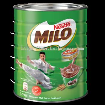 Nestl�� Milo Activ-Go Tin (1.5 kg)