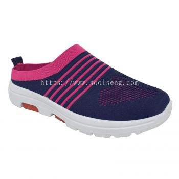 WOMEN CANVAS SHOE (S 1001-DB)