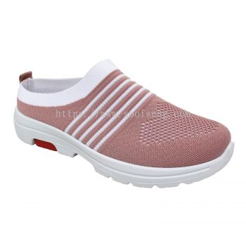 WOMEN CANVAS SHOE (S 1001-P)