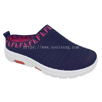 WOMEN CANVAS SHOE (S 1003-DB)