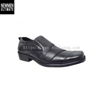 MEN EXECUTIVE SHOE (MS 8011-BK)