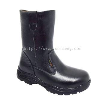 SAFETY SHOE (HK 13011-BK)