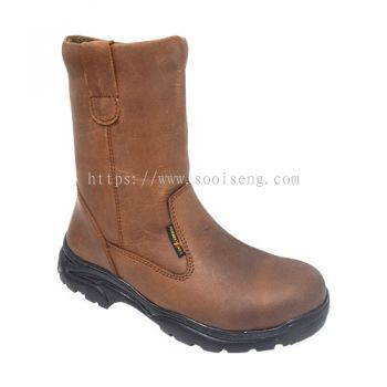 SAFETY SHOE (HK 13015-BN)