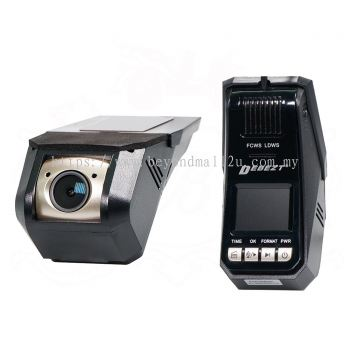 DEBEZT ULTRA HD 6900 CAR DVR RECORDER DASHCAM WITH 1.5INCH DISPLAY & BUILT-IN MICROPHONE SPEAKER (16