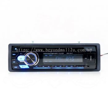 DEH-S411 DVD SINGLE DIN PLAYER (MP3/MP4/USB)