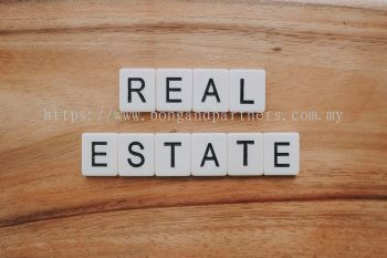 REAL ESTATE & PROPERTY 房地產