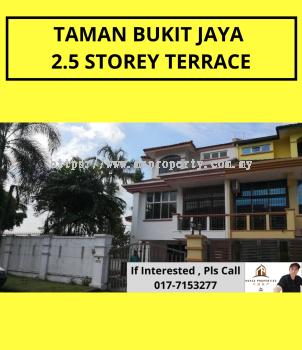 Taman Bukit Jaya 2.5 Storey Terrace Corner Lot