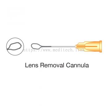 Lens Removal Cannula