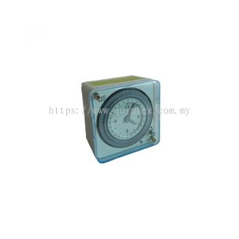 T & G AH711 24Hrs Spring Reserve Time Switch
