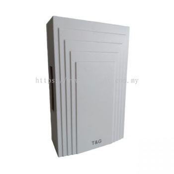 T & G GL-3230T White Door Bell