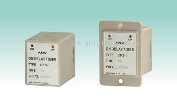 Analogue Timer CF3, CF3-S