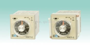 Analogue Timer H3CT, H3CT-S