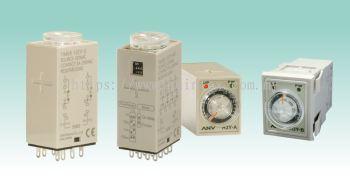 Analogue Timer H3Y-2, H3Y-4 12VDC 24VDC 110VAC 220VAC