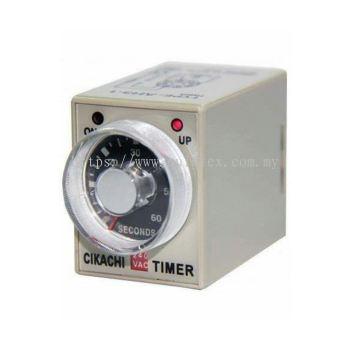 CIKACHI Timer AH3-2 On Delay IC Timer