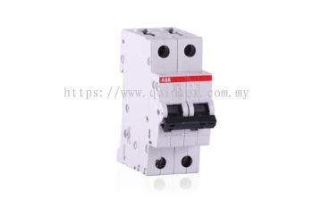 ABB SH202L 2P MCB (Miniature Circuit Breaker)