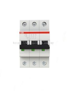 ABB SH203L 3P MCB (Miniature Circuit Breaker)