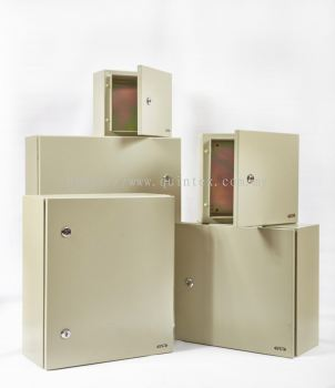 GW metal enclosures GW IP55 Metal Enclosure  GW METAL PANEL